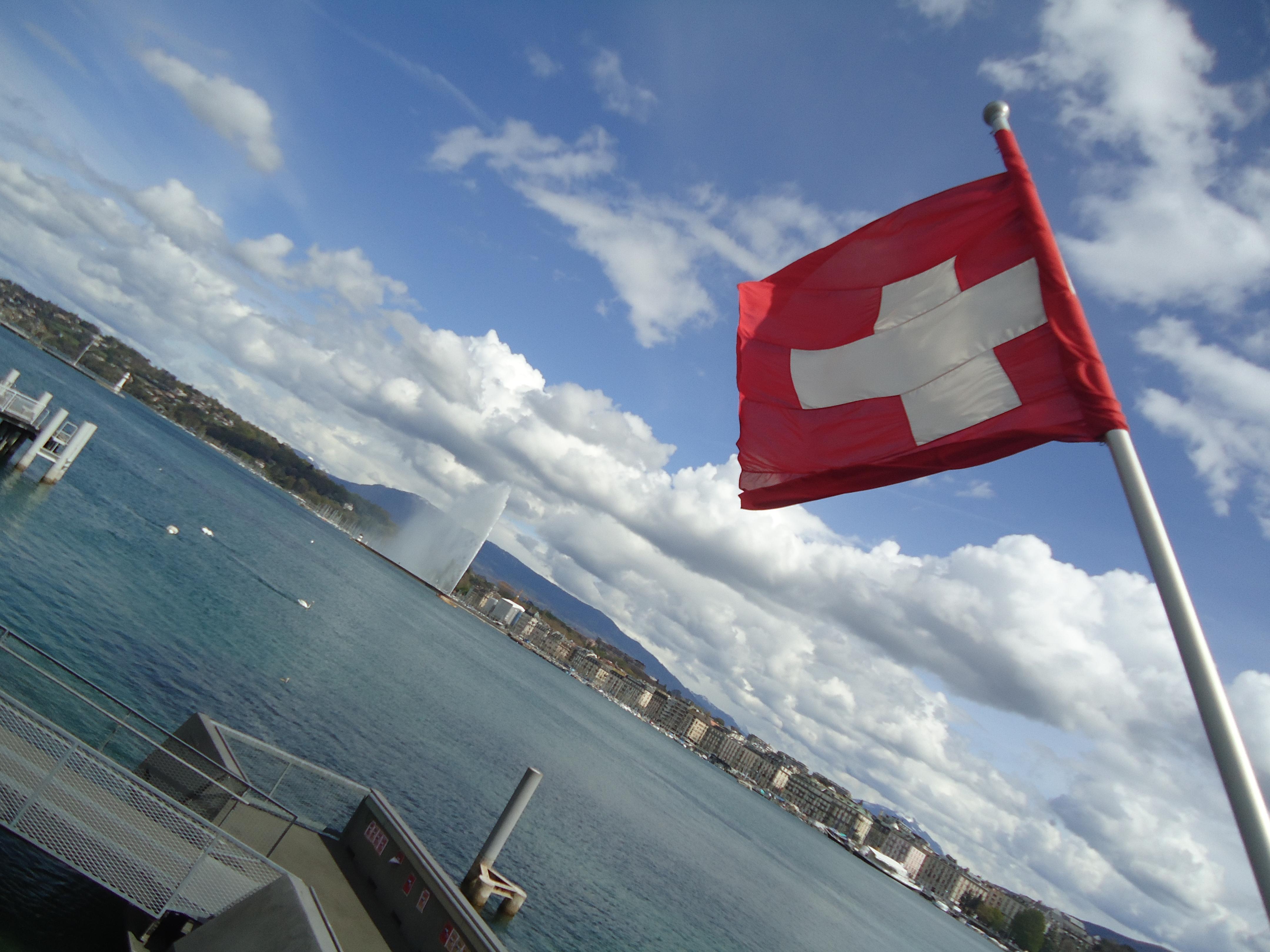 Bem vindos a Genebra